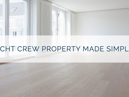 Anchor.Property | Transparent Investment Solutions for Yacht Crew