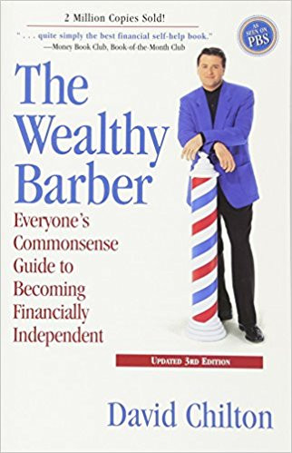 The Wealthy Barber book by David Chilton