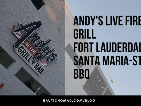 Andy's Live Fire Grill & Bar in Fort Lauderdale, Florida