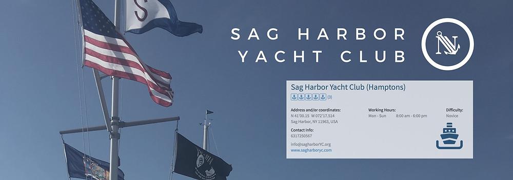Sag Harbor Yacht Club