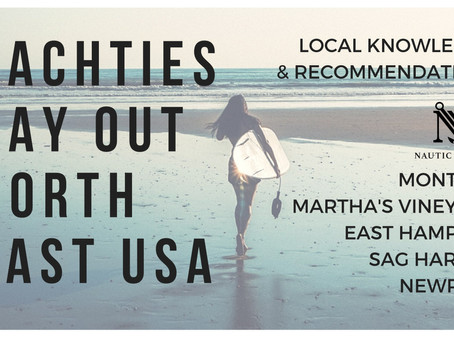 Discovering the Northeast USA by Sea
