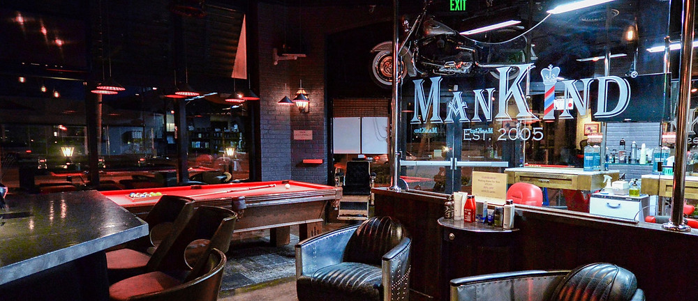 Mankind for Men Man Cave