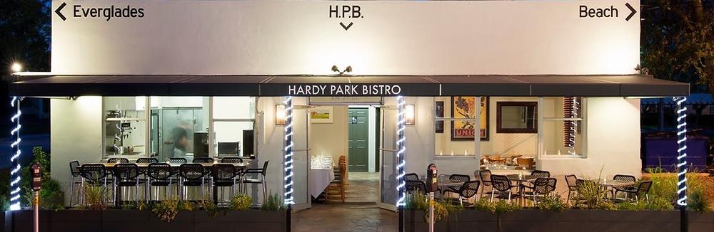 Hardy Park Bistro
