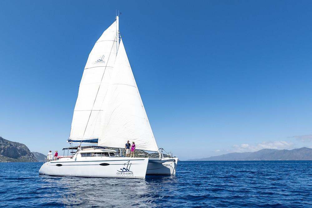 CLC Yacht Club Catamaran