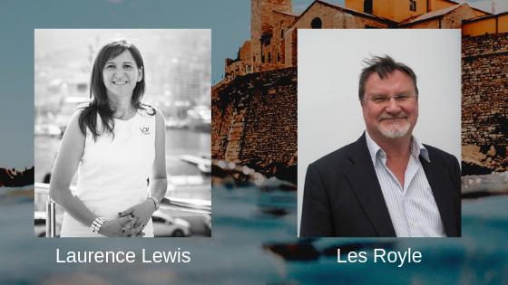 Laurence Lewis & Les Royle
