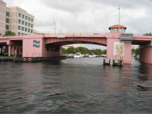 Navigating New River Fort Lauderdale