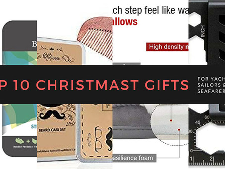 Top 10 Christmas Gifts for Yacht Crew