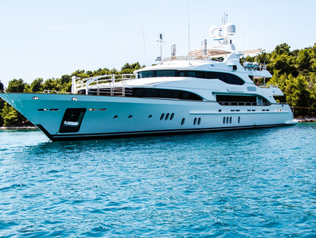 Top 6 Tips for Sustainable Living on Yachts