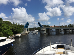 Navigating the New River Fort Lauderdale