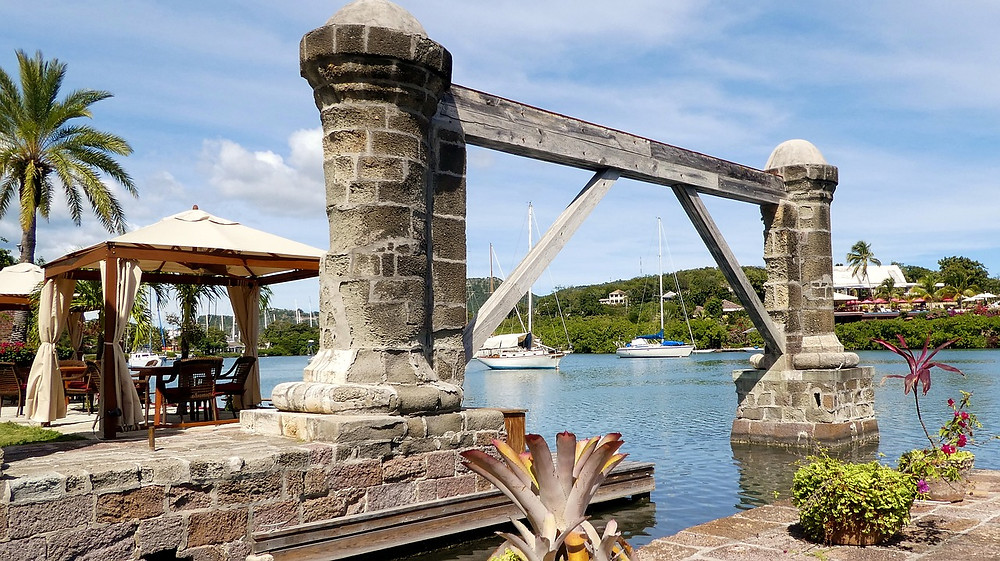 Nelsons Dockyard Antigua