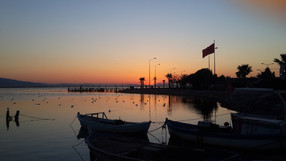 Sunset in Izmir