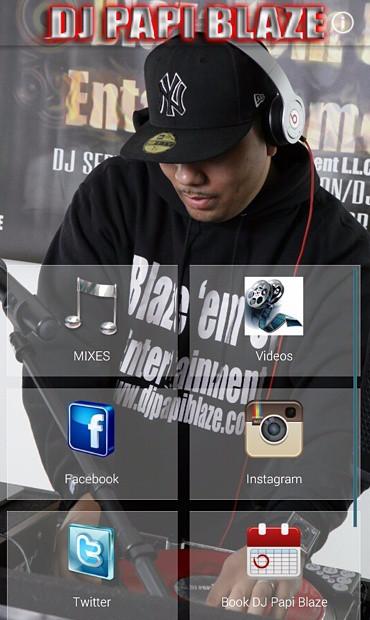 Instagram - Make sure you download the  DJ Papi Blaze APP!! Bringing you the hot