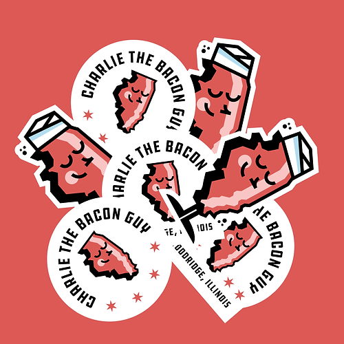 CHARLIE_THE_BACON_GUY_MERCH_sticker_2.pn