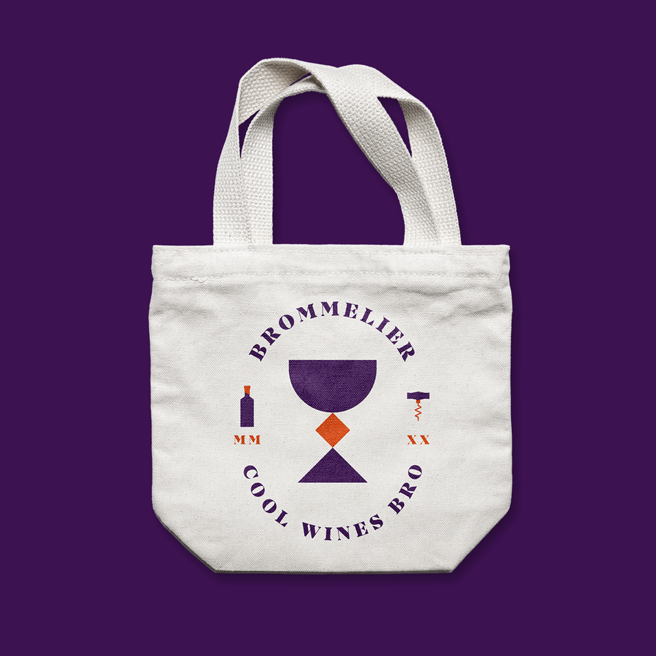 Brommelier Tote Bag 2