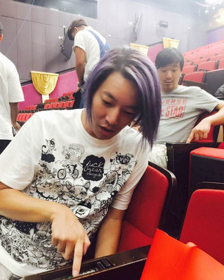 上頭話要射, 阿琛快撳掣!ZEN@TVB(*>*)