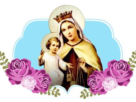 Novena para Nossa Senhora do Carmo