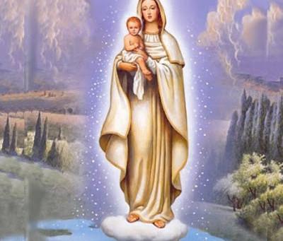 Nossa Senhora das Neves - Novena