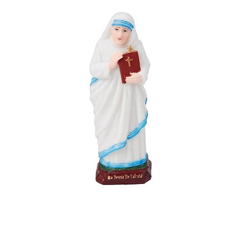 Imagem de resina Santa Teresa de Calcutá
