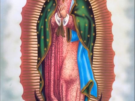 Nossa Senhora de Guadalupe  - História
