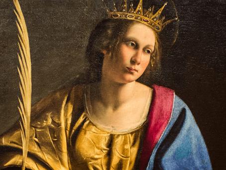 Santa Catarina de Alexandria - História