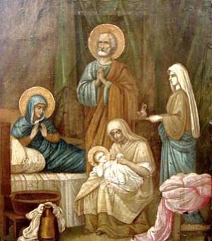 Natividade de Nossa Senhora - História