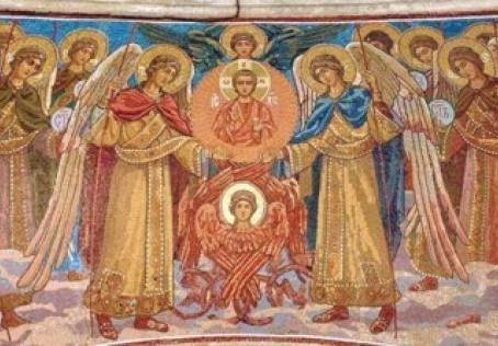 Os anjos são santos ?