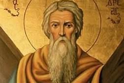 Santo André Apóstolo - História