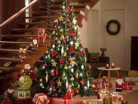 Qual o dia certo para montar a árvore de Natal ? - Curiosidade