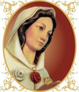 Nossa Senhora da Rosa Mística - História