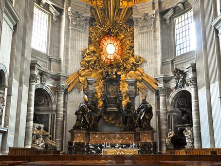 Festa da Cátedra de São Pedro - Curiosidade