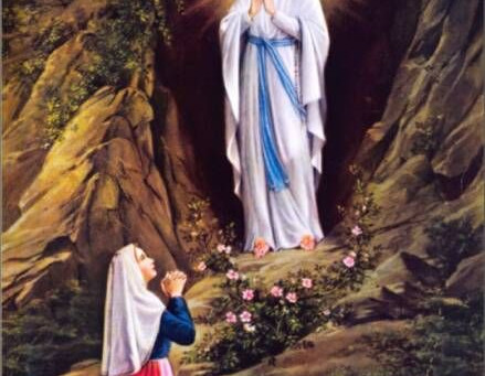 Nossa Senhora de Lourdes - História