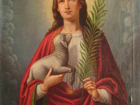 Santa Inês - História