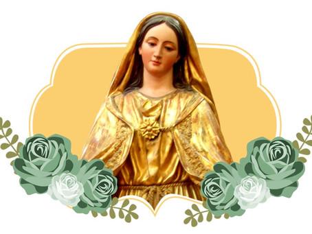 Novena à Santa Maria Madalena