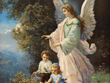 A proteção dos anjos