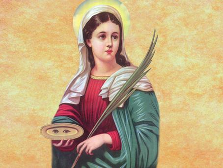 Santa Luzia - História