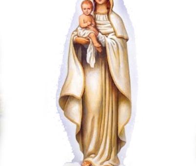 Nossa Senhora das Neves - História