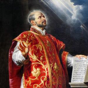 Santo Inácio de Loyola - História