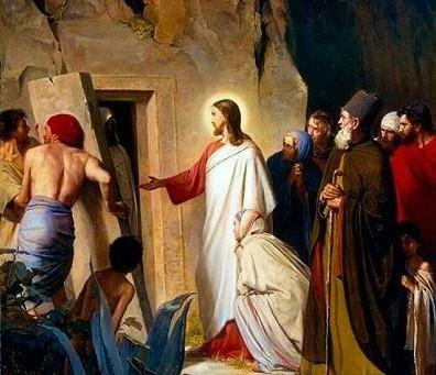São Lázaro de Betânia e São Lázaro O Leproso - História