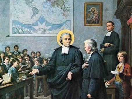 São João Batista de La Salle - História