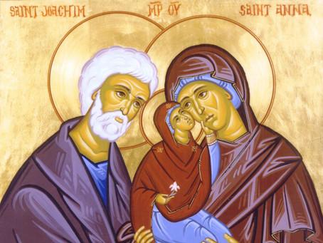 São Joaquim e Sant'Ana - História