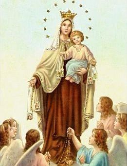 Nossa Senhora do Carmo – História