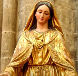 Santa Maria Madalena - História