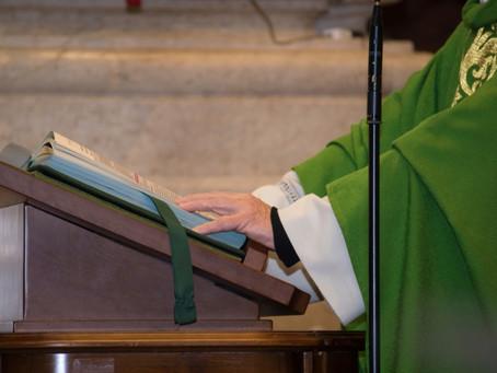 Homilia ou sermão, qual a forma correta de se referir?