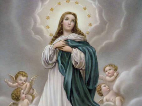 Nossa Senhora da Imaculada Conceição - História