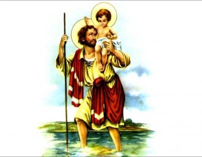 São Cristóvão (padroeiro dos motoristas) - História