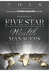 Financial Advisor Scottsdale - Wealth Plan Advisors - Awards
