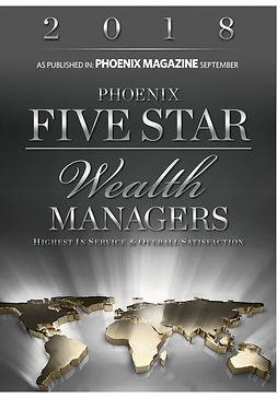 Financial Advisor Scottsdale - Wealth Plan Advisors - Awards