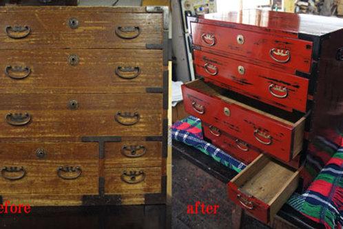 漆器修理・古民具再生