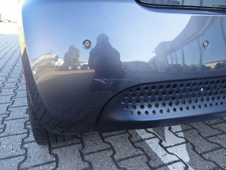 Fiat 500e Anthrazit