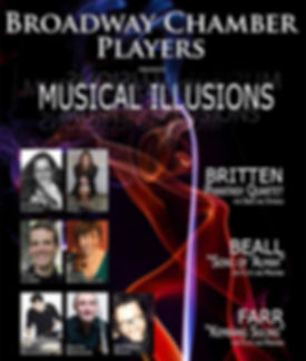 Broadway Chamber Players, Musical Illusions